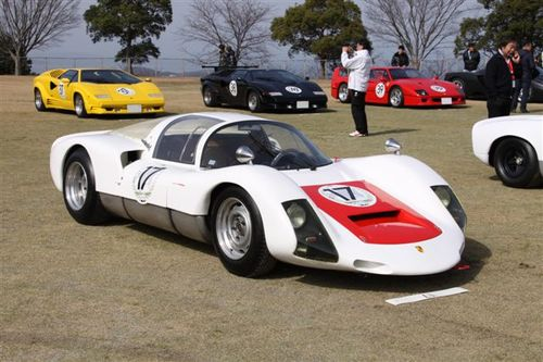 Porsche 906 Carrera6