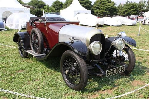 Bentley 3Litre Tourer